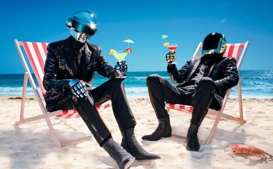 Daft Punk y su canción del verano